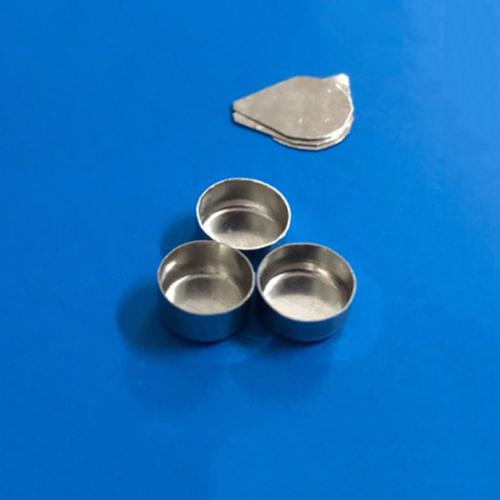 德国耐驰仪器DSC铂金坩埚¢6.8X4